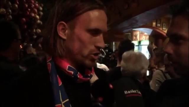 FC Basel Maischterfiir: Interview Michael Lang