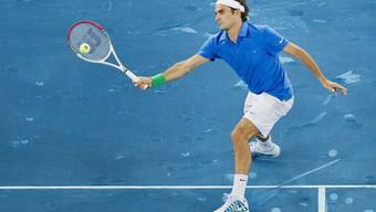 Roger Federer bezwingt Milos Raonic erst im Tiebreak