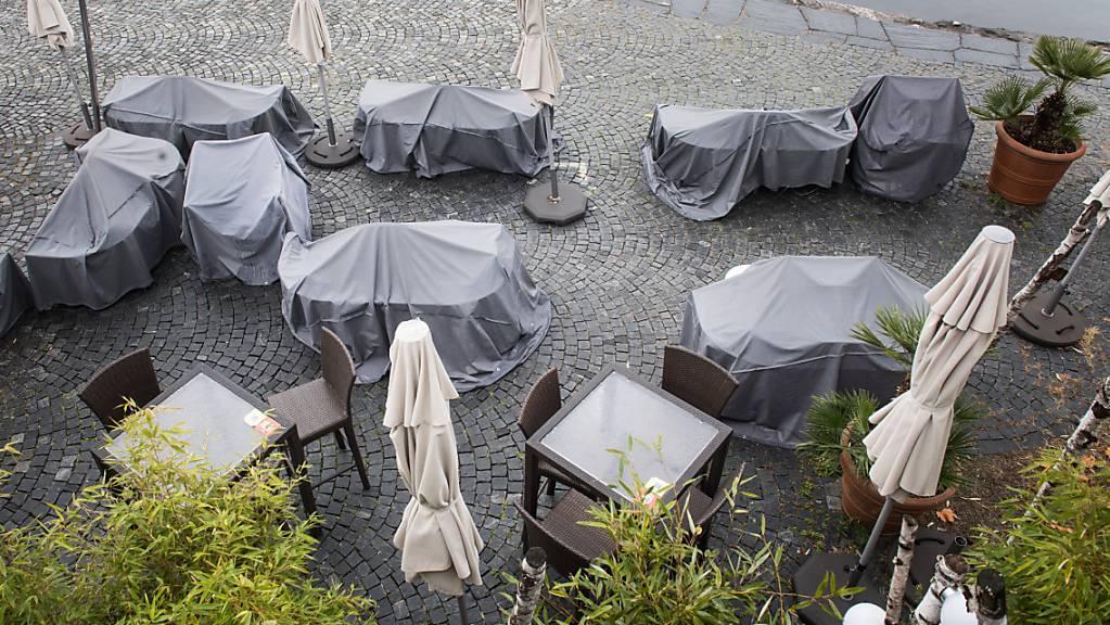 Mehr als die Hälfte der Härtefallgesuche im Kanton Schaffhausen stammen aus der Gastronomie. (Symbolbild)