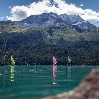 © Copyright: Windsurfing Silvaplana