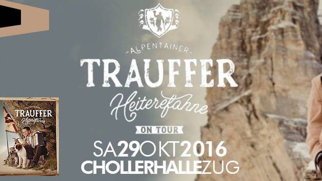 Trauffer live in Zug