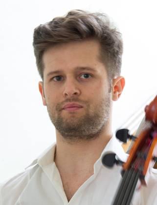 Jonathan Faulhaber (*1991), Cellist, Hochwald