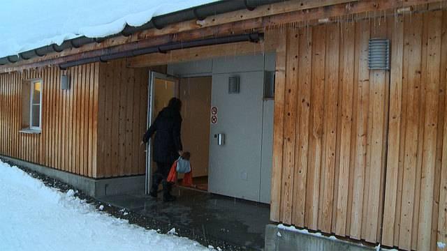 Camping im Schnee: Teil 3