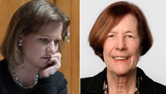 Nationalrätin Christa Markwalder will nicht gewusst haben, was ihr Lobbyistin Marie-Louise Baumann untergejubelt hat.