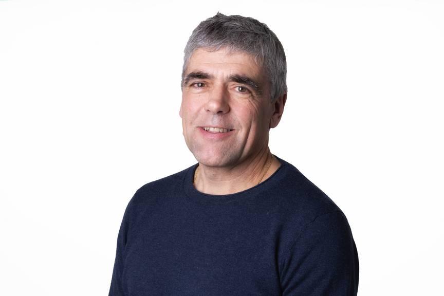 Werner Baumgartner - Präsident und Stadionförderer des SC Kriens