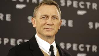Daniel Craig zeigt sich gern auch als Mann mit weichem Kern (Archiv)