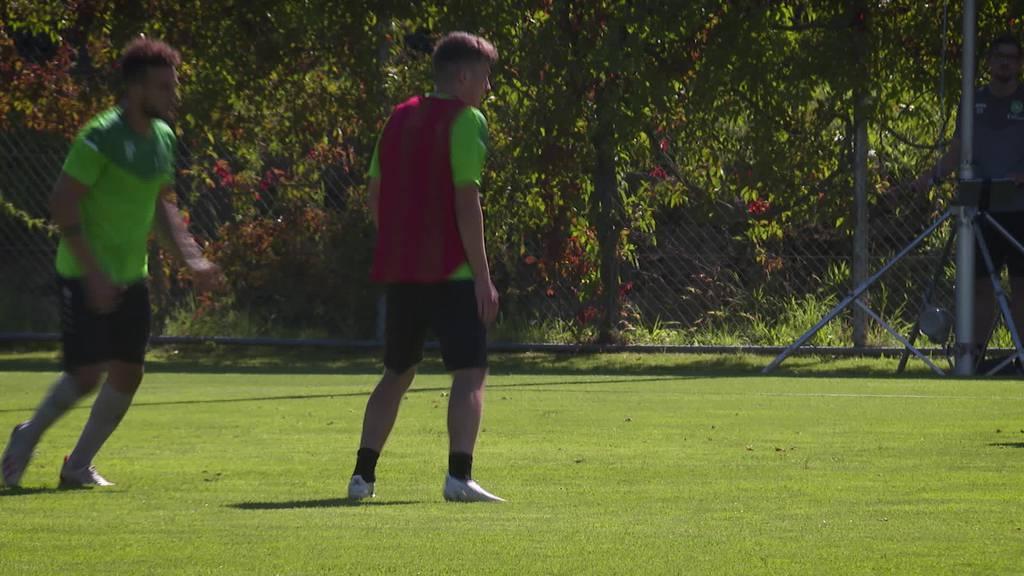 Vize-Schweizermeister stehen wieder auf dem Rasen