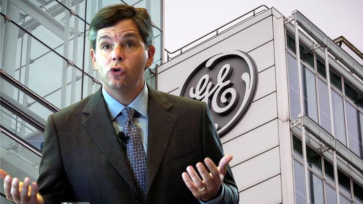 General Electric mit einem Milliarden-Verlust. (Archiv)