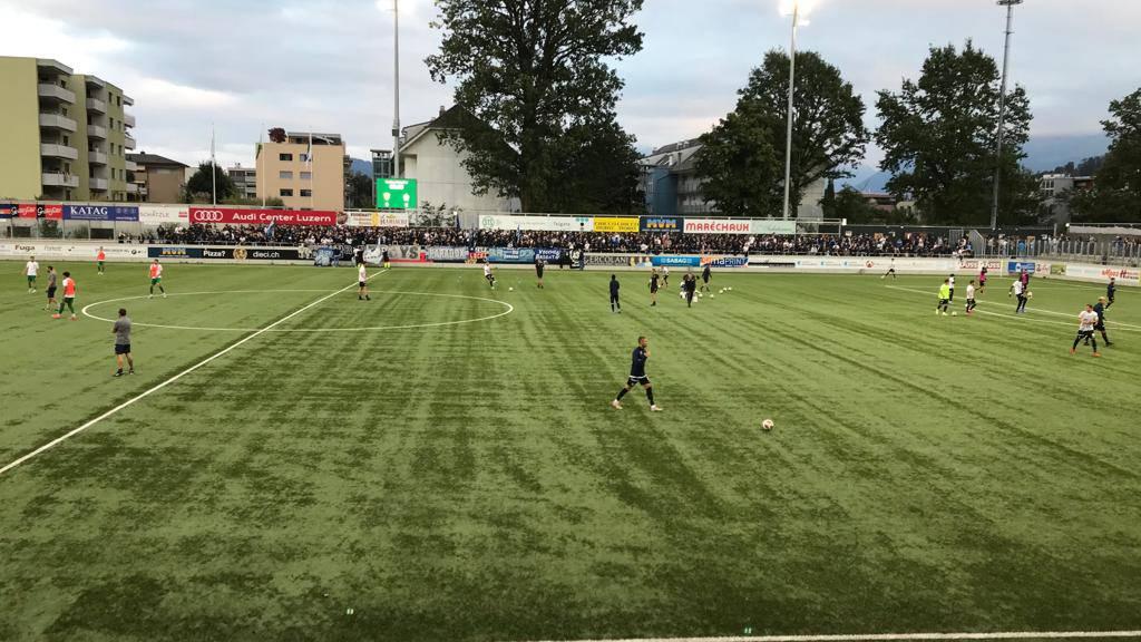 SC Kriens verliert gegen FCZ und fliegt aus dem Cup