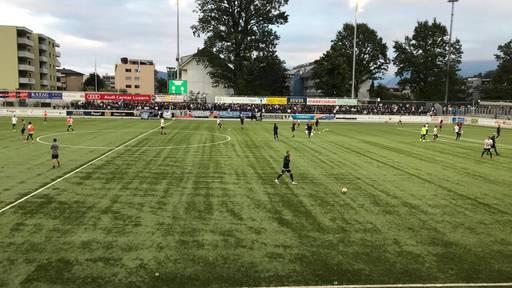 Der SC Kriens verliert gegen den Tabellen-Leader Zürich und fliegt aus dem Cup