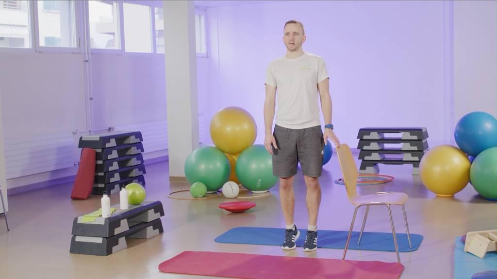 «Gymnastik im Wohnzimmer» vom 30. Juni 2021