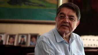 Sergio Ramírez gilt als einer der wichtigsten zeitgenössischen Autoren Lateinamerikas.