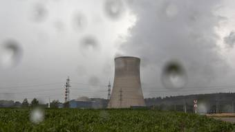 Das Atomkraftwerk Gösgen im Kanton Solothurn (Archiv)