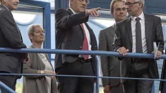 Schneider-Ammann fordert mehr Geld für die höhere Berufsbildung