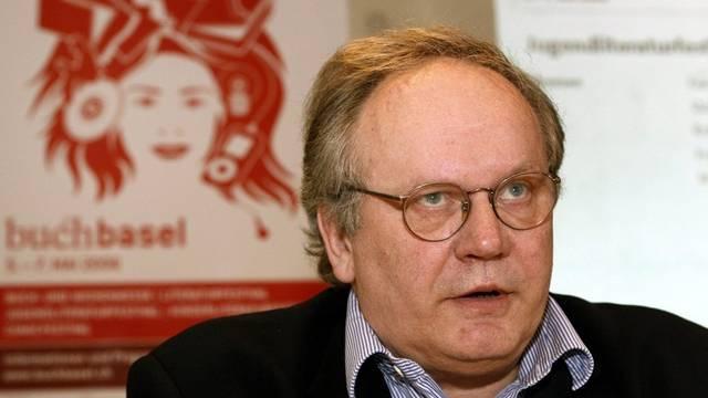 Matthyas Jenny erhält den Basler Kulturpreis (Archiv)