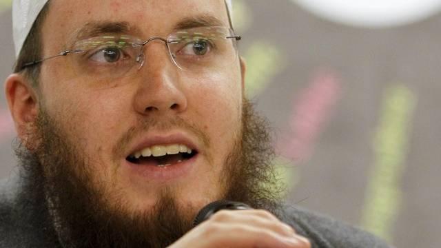Präsident vom Islamistischen Zentralrat: Nicolas Blancho