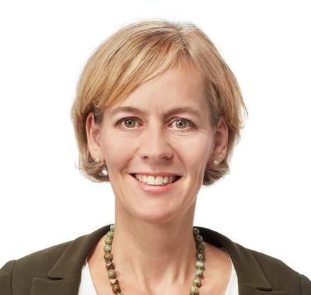 GLP-Kantonsrätin Sonja Gehrig aus Urdorf