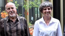 Ruedi Fürer und Muriel Brem arbeiten mit Freude für die St. Josef-Stiftung.