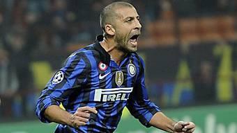 Walter Samuels Vertrag bei Inter Mailand läuft aus. (Archivbild)