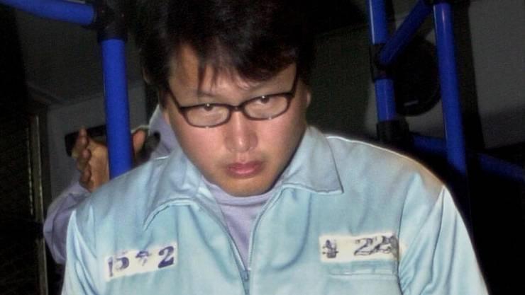 Er kommt aus dem Gefängnis frei: Der Chef der SK Group, Chey Tae Won, profitiert von einer Amnestie, die die Präsidentin Südkoreas Park Geun Hye erlassen hat. (Archiv)
