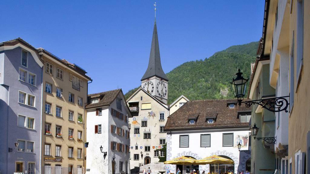 «Der Arcas ist der schönste Platz in der Altstadt mit einer wunderbaren Atmosphäre», sagt Stephan Parpan.