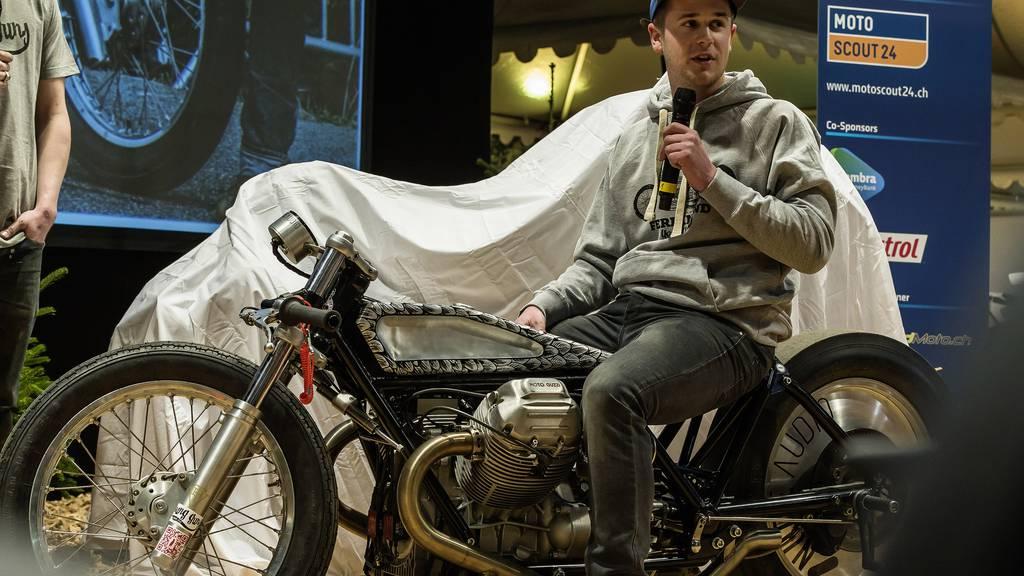 Die Swiss Moto in Zürich öffnet ihre Pforten