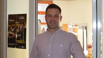Martin Schneider leitet das Kompetenzzentrum Schulsozialarbeit in Muri. Eddy Schambron