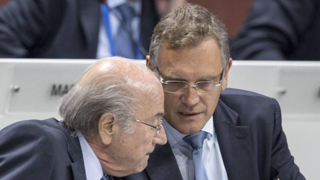 Harte Strafe gegen Ex-Fifa-Präsident Sepp Blatter