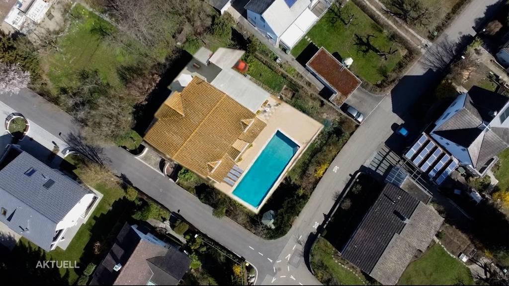 Xherdan Shaqiri baut Villa in Rheinfelden
