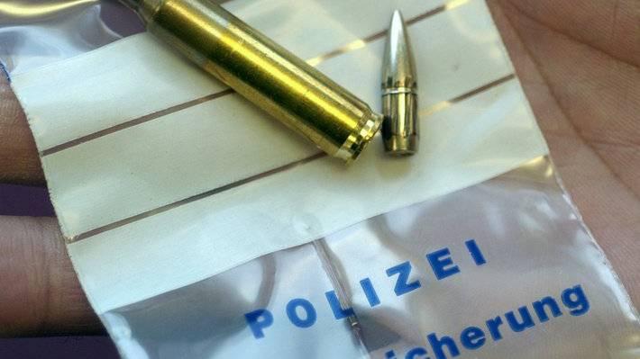 Die Kantonspolizei St.Gallen hat das Projektil sichergestellt. (Symbolbild)
