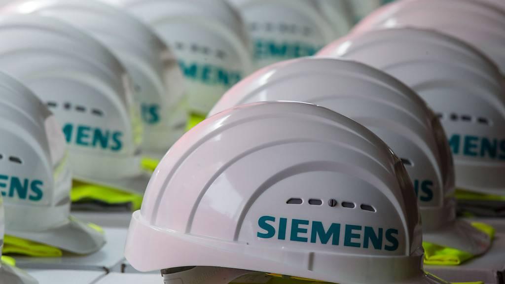 Siemens kommt gut durch das Corona-Quartal