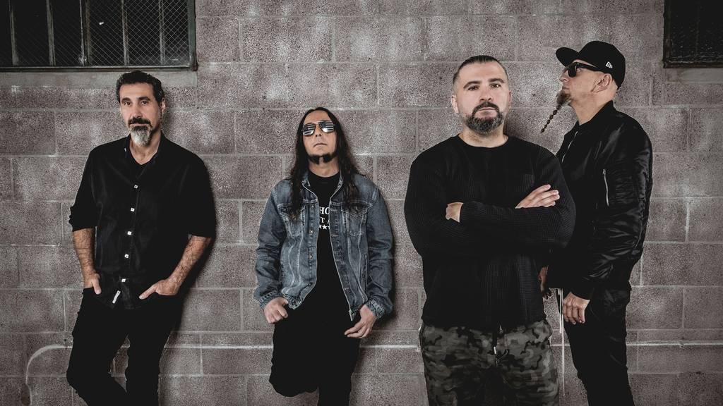 System Of A Down - Erlebe die Grossmeister des Alternative-Metal in Zürich!