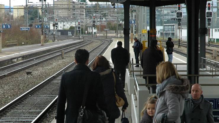 Dietiker Bahnhof