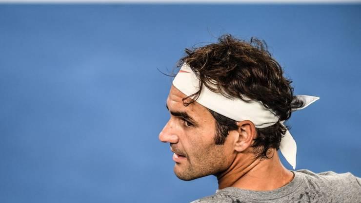 Duell der 35-Jährigen am Montag in Melbourne: Roger Federer trifft am Australian Open auf den Qualifikanten Jürgen Melzer