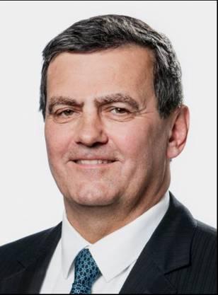 Schafft es im ersten Wahlgang nicht: Felix Wehrli - der SVP-Grossrat kandidiert für den Gemeinderat von Riehen.
