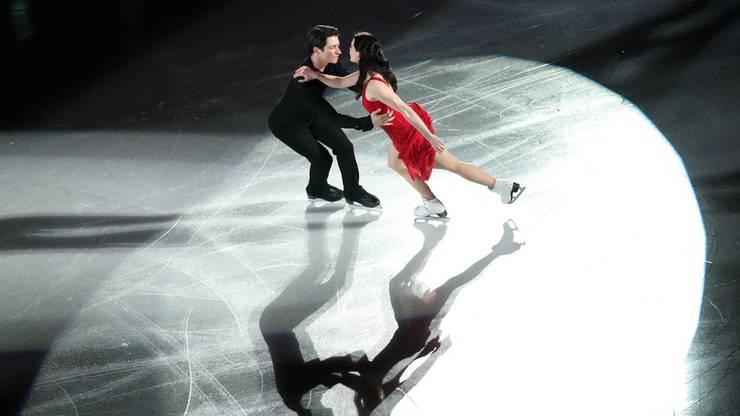 Ziehen sich aus dem Spitzensport zurück: Tessa Virtue und Scott Moir.