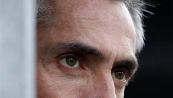 Er hat alle Augen auf das Ziel gerichtet: Paulo Sousa. Und dafür soll er gar zu ganz speziellen Methoden greifen.