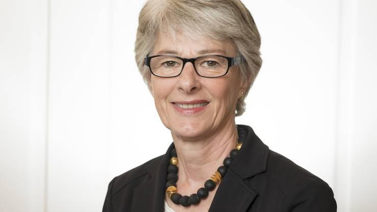 Yvonne Brescianini, Stadtschreiber Brugg, geht frühzeitig in Pension.
