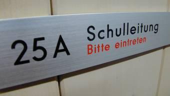 Die Schulleitung der Aargauer Maturitätsschule wird ins Schulleitungsteam der Neuen Kantonsschule Aarau integriert. (Symbolbild)
