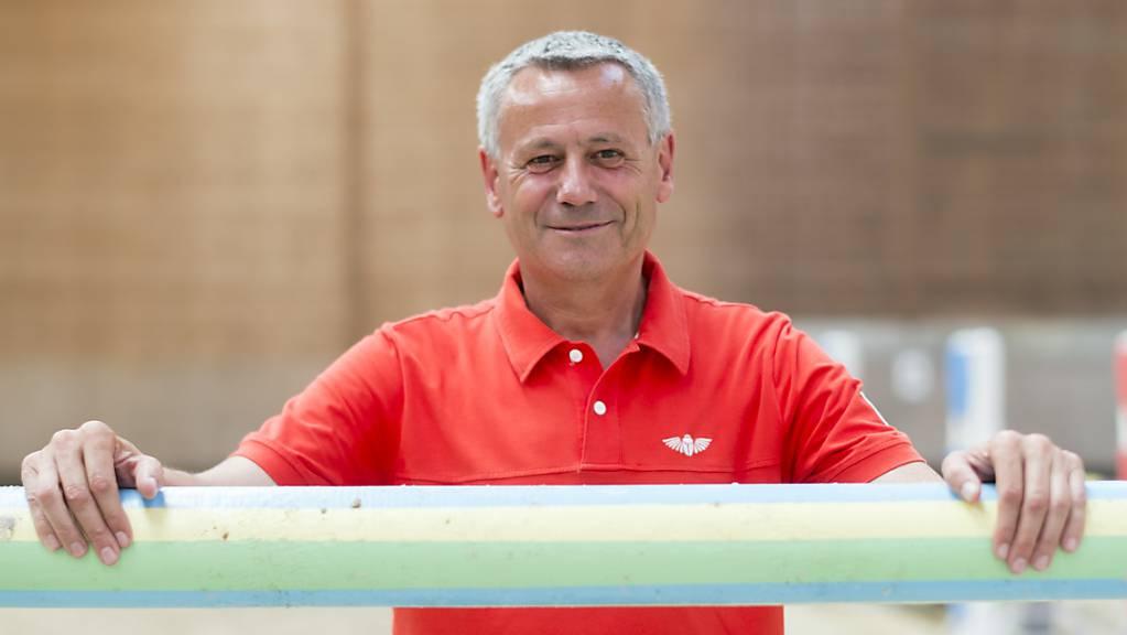 Andy Kistler übernimmt als Turnierpräsident beim CSI Basel