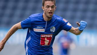 Shkelqim Demhasaj wechselt auf die nächste Saison hin von Luzern zu den Grasshoppers
