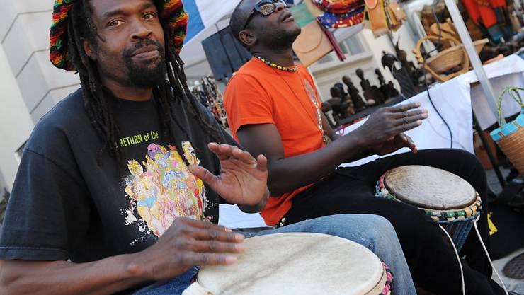 An Afro-Pfingsten wehte jeweils ein Hauch von Afrika durch die Gassen der Winterthurer Altstadt. Damit ist es nun vorbei. Die Organisatoren sind pleite. (Archivbild)