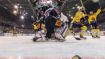 Kosmetische Veränderungen von Swiss Ice Hockey