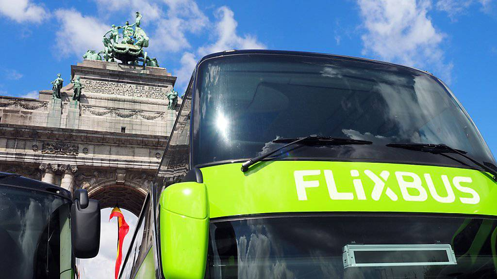 Zu aggressiven Preisen verbindet der deutsche Fernbusanbieter Flixbus die Schweiz mit Deutschland, Frankreich oder Italien.