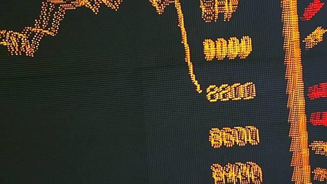 Schweizer Börse schliesst schwächer (Archiv)