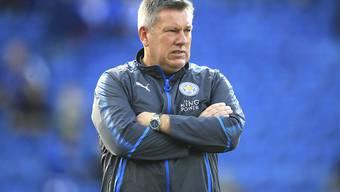 Craig Shakespeare muss seinen Posten bei Leicester trotz Dreijahresvertrag räumen