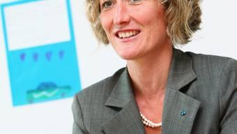 Susanne Hochuli «Kantonsbeitrag wird erheblich steigen.»