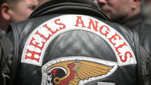 """Der Beschuldigte drohte angeblich mit dem Erscheinen der """"Hells Angels"""". (Archiv)"""