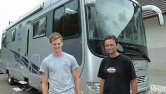 Ein Hochwalder besitzt nun das Wohnmobil des exzentrischen Skistars Bode Miller.