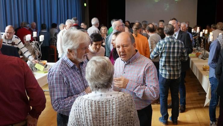 Der Anlass wurde zum 22. Mal vom Bürgerlichen Gemeindeverein organisiert.